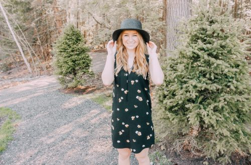 3 Ways to Wear Floppy Hats | Hey Its Camille Grey #fashion #hats