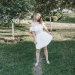 How to Style: White Dresses | Hey Its Camille Grey #whitedress #lwd #fashion #howtostyle