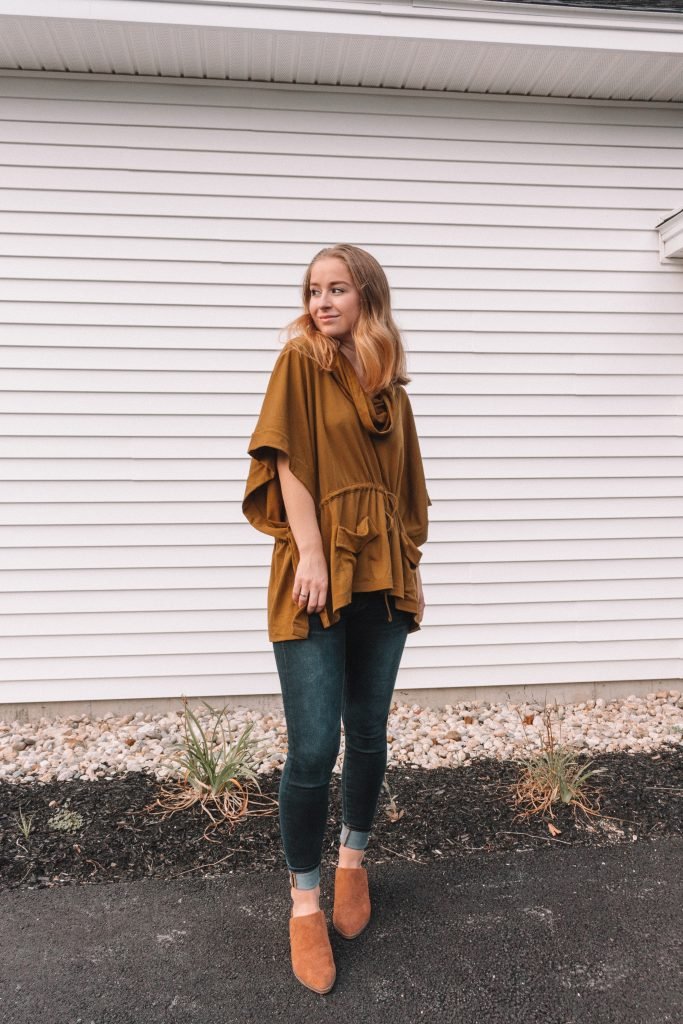 The Perfect Fall Shoe | Hey It's Camille Grey