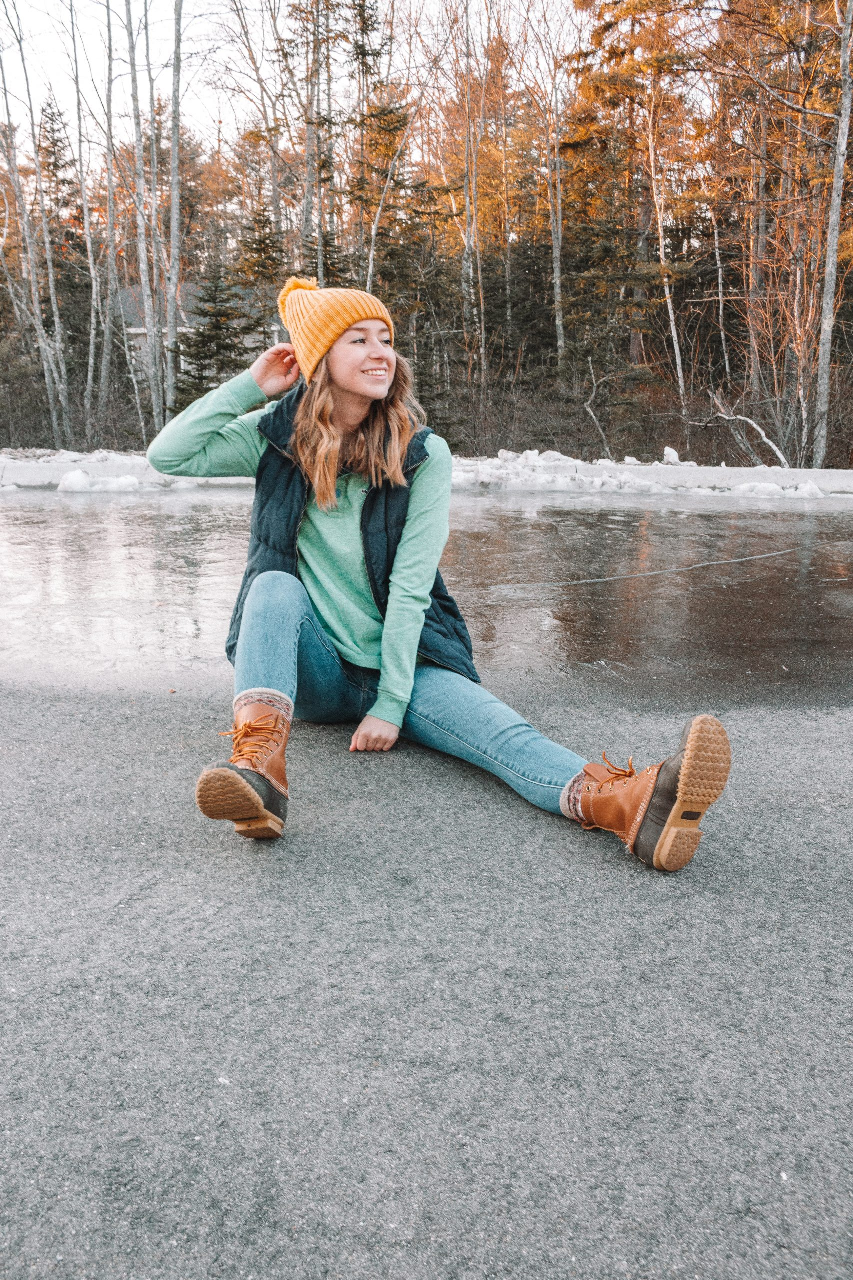 4 Ways to Style Winter Beanies | Hey Its Camille Grey #winter #fashion #beanies