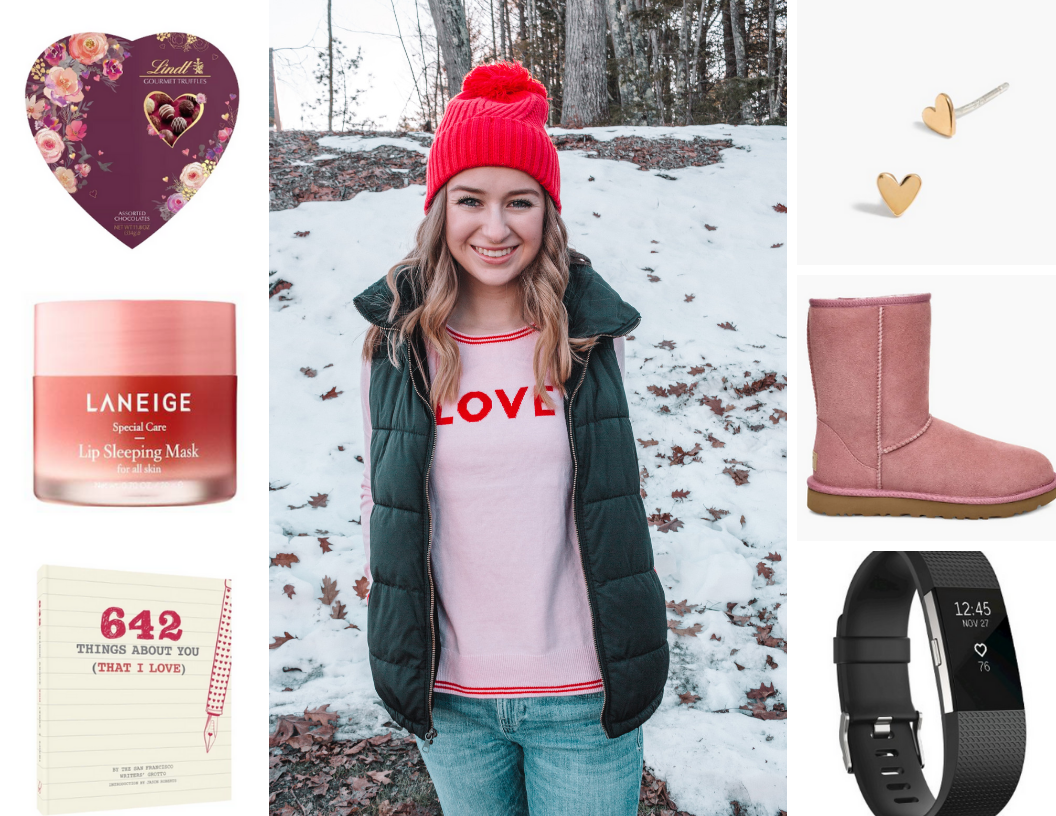 Valentine's Day Gifts for HER | Hey Its Camille Grey #valentines #her