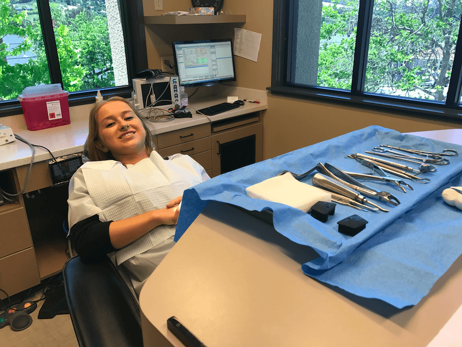 I was awake during Surgery. Tips and Tricks for Wisdom Teeth Removal. Hey Its Camille Grey