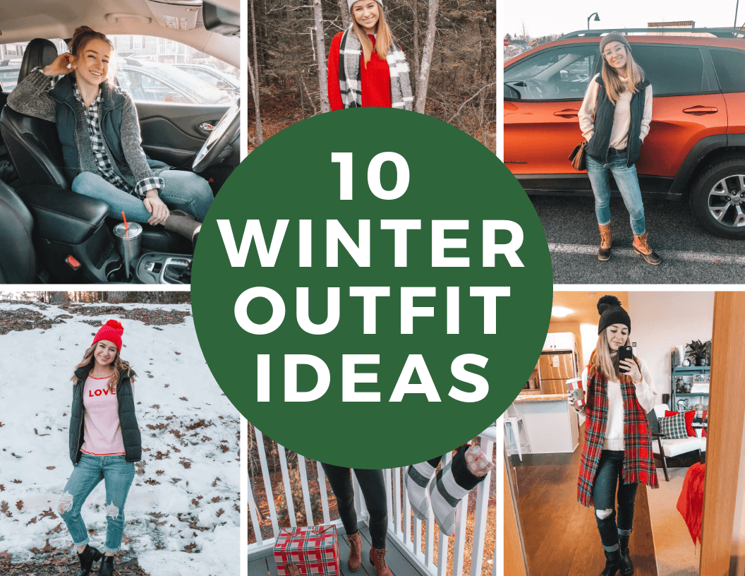 10 Winter Outfit Ideas | Hey Its Camille Grey