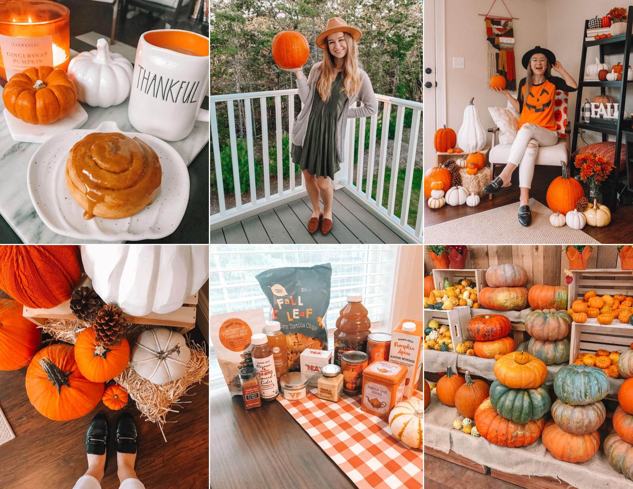 A Fall Guide to Fashion, Decor, Food & More | Hey Its Camille Grey #fall #fallguide #falltime #falldecor #fallfashion #pinterest