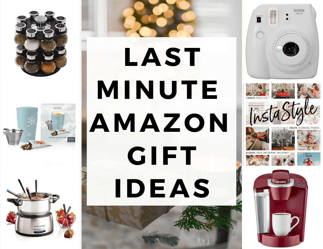 Last Minute Amazon Gift Ideas | Hey Its Camille Grey
